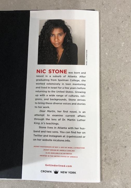 Nic-Stone- Book Launch - johnscreekpost.com