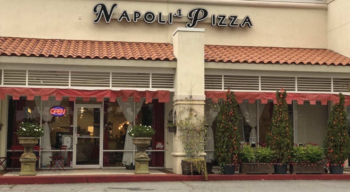 napoli 1: Best Pizza in Johns Creek