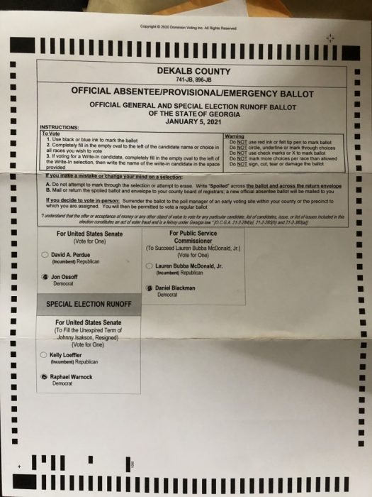 BREAKING: Evidence To Soon Be Presented To Citizens Grand Jury Of Interstate Conspiracy To Manufacture/Harvest Counterfeit Ballots For Use In 2020 Election