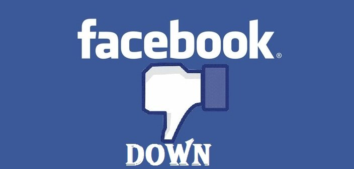 Global Outage of Facebook, Instagram, And Whatsapp As Of Monday, October 4th, 11:41 a.m. EST